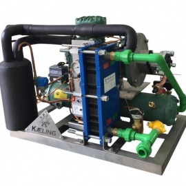kph-18 sea water cooling system